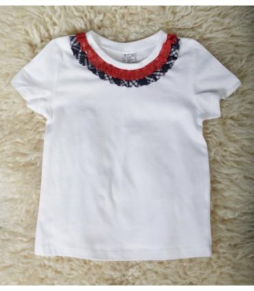 Camiseta Puntilla