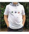 Camiseta 3 Lauburus