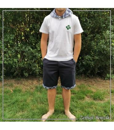 Camiseta Lauburu Verde