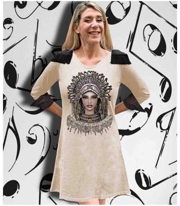 Vestido Muse Victoria (Bikatelier)