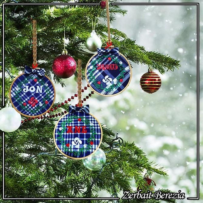 Batidor Bola Navidad